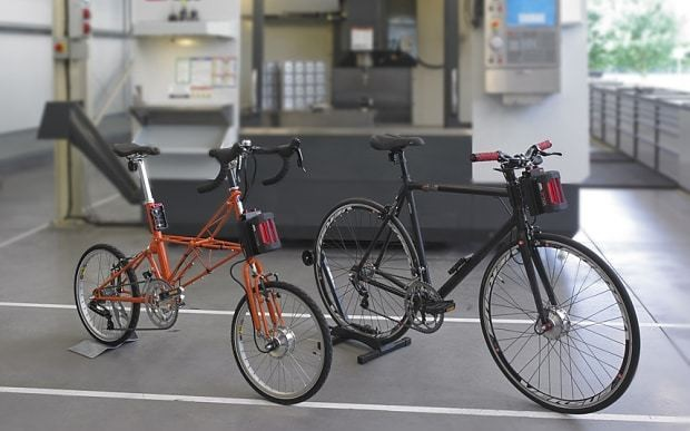 Bike booster pack turns your ordinary bicycle into a supercycle