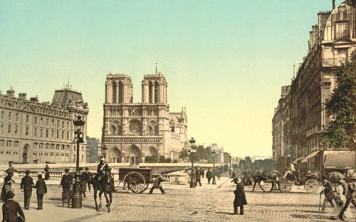 Notre-Dame fire: The iconic Paris cathedral pictured throughout history