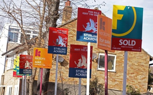 House prices forecast to fall after Brexit
