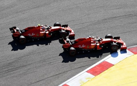 Ferrari's 'cunning' Russian GP plan was unnecessary - and it may cause a dangerous and unfixable rift in the team