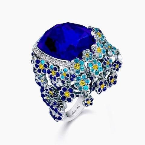 Taiwanese jeweller Anna Hu becomes first contemporary high jewellery brand to host solo exhibition at Christie's