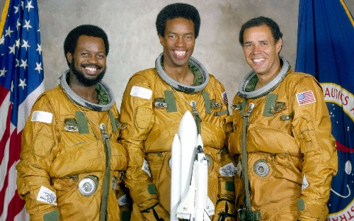 The untold story of the black Space Race: 'We went from slavery to space in four generations'
