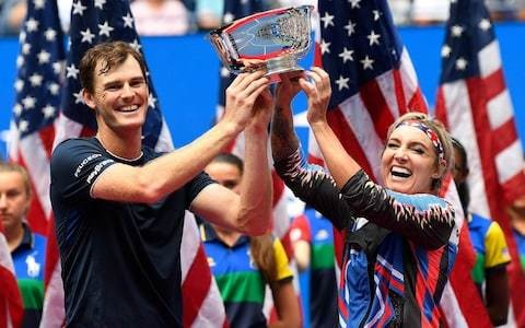 US Open mixed doubles champions Jamie Murray and Bethanie Mattek-Sands in plea for more recognition