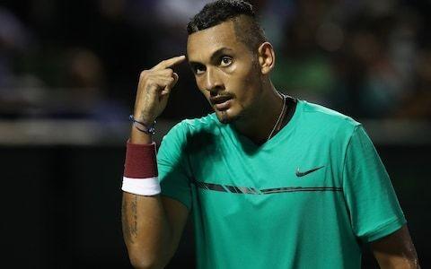 What exactly is self-styled tennis renegade Nick Kyrgios rebelling against?