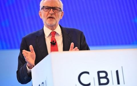 CBI say pensioners will 'foot the bill' for Labour's economic policies, as Tories claim party will wipe £11,000 out of pension pots