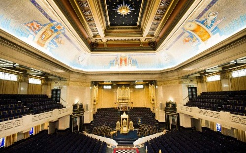 Freemasons leader appeals for end to 'discrimination' of members