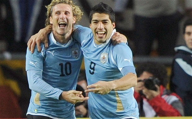 World Cup 2014: Uruguay return from wilderness as Luis Suarez-inspired national team recaptures national pride