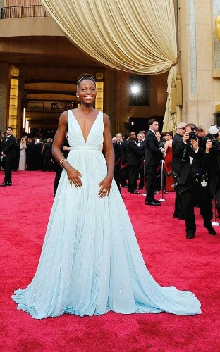 Oscars gowns that changed the red carpet