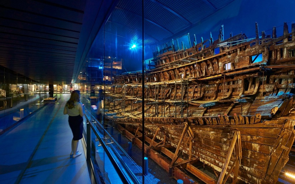 Fears Mary Rose could be 'lost forever' due to Covid-19 as grants aim to salvage UK heritage