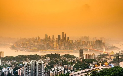 The world's 20 fastest growing cities