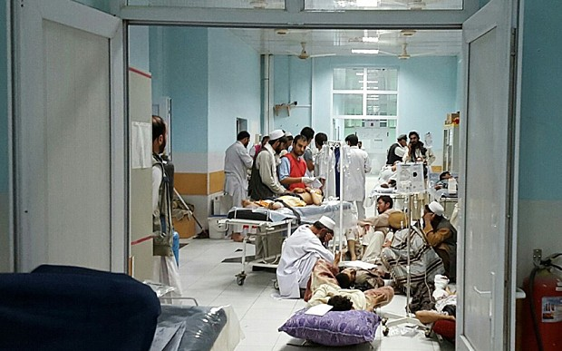 Kunduz hospital bombing could be 'war crime'