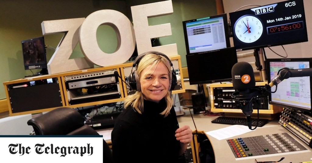 A pound for every listener lost? The BBC has given Zoe Ball a whopping raise for failing