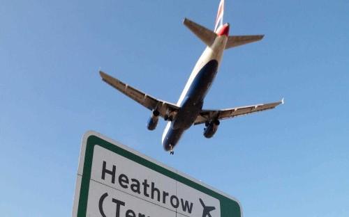 Drone hits British Airways plane as it prepares to land at Heathrow
