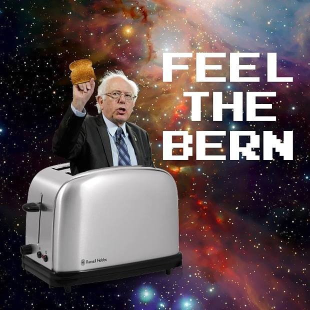 #FeelTheBern: Why are young Americans so enchanted by Bernie Sanders - and what are all the memes about?