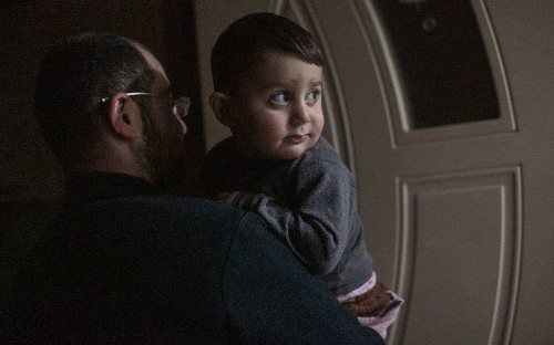 Fear and dejection greet those lucky enough to be smuggled out of Idlib