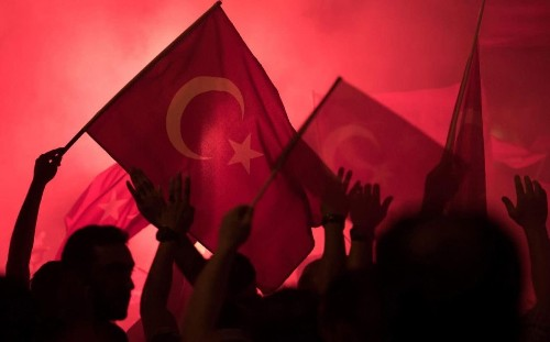 Turkey's response to the coup could herald a permanent break with the West