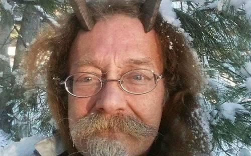 Pagan priest in Maine wins right to wear goat horns on state ID card