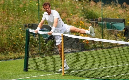 Six exercises to improve your tennis game
