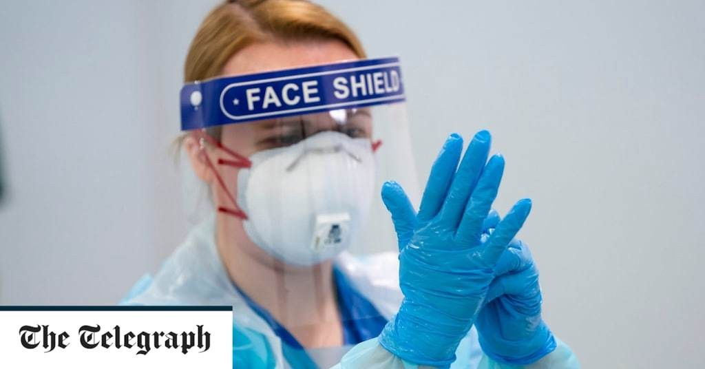 Disposable PPE can be converted into fuel rather than being sent to landfill, review finds