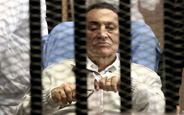 Egypt: court to consider releasing Hosni Mubarak