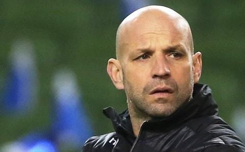 Scottish Rugby look have Jim Mallinder in place as performance director ahead of World Cup following RFU departure