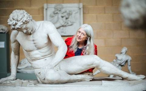 Shock of the Nude with Mary Beard, review: a cheery, cheeky look at the controversy of the nude