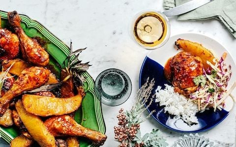 Eat, drink and be merry with Diana Henry's menu for Christmas entertaining