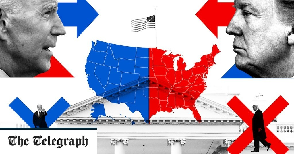 US election results and maps 2020: Joe Biden wins US election with all states called