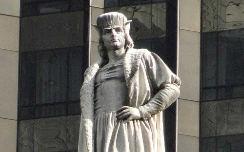 New York mayor considers removing Christopher Columbus statue amid Confederate-era soul-searching