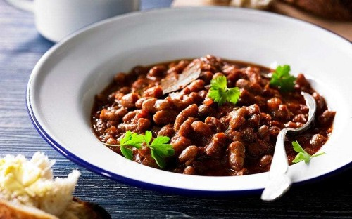 Slow cooker recipes: the best Boston beans