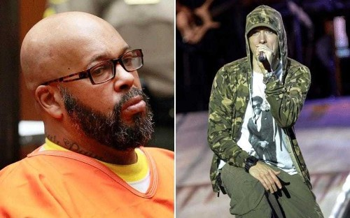 Suge Knight allegedly tried to have Eminem killed twice
