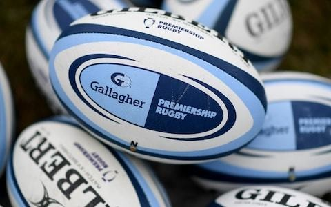 Four Premiership rugby players tested positive for cocaine last season after becoming 'dislocated' from their teams