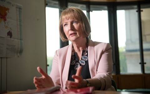 Harriet Harman claims female MPs will be made 'invisible' if the next Speaker is a man