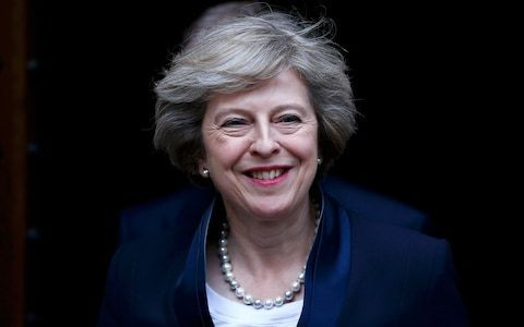 What can Theresa May expect on her first day as Prime Minister?