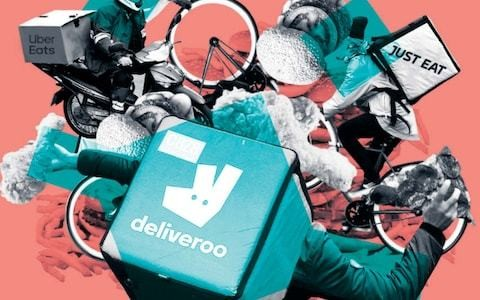 Who orders a takeaway Sunday roast midweek? I despair at Generation Deliveroo