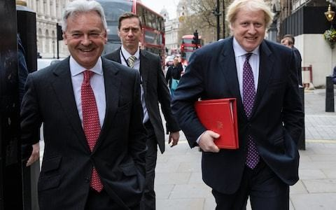 Sir Alan Duncan's long campaign to destroy the career of Boris Johnson