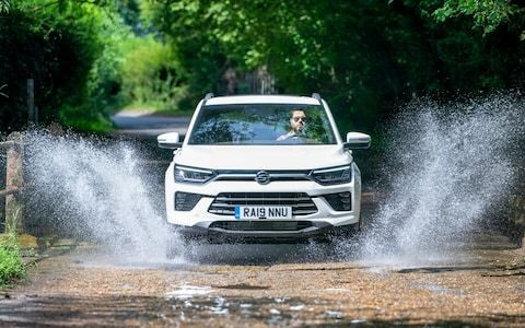 SsangYong Korando review: the best value 'proper' SUV you can buy