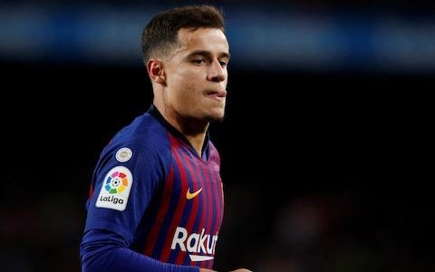 Philippe Coutinho to join Bayern Munich on season-long loan, Barcelona confirm