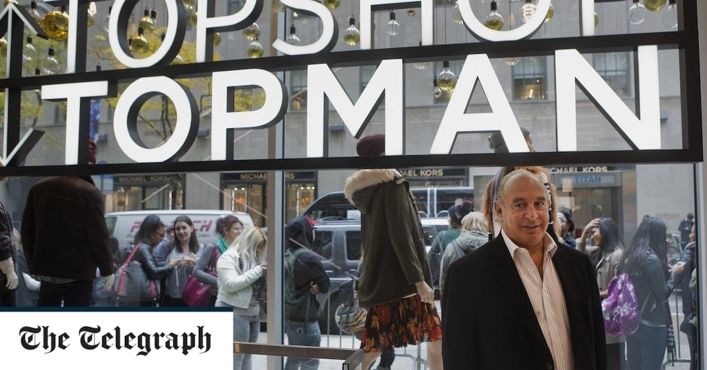 Arcadia's Sir Philip Green applies to court to call in administrators
