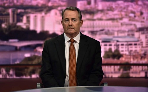 Liam Fox: Second Brexit referendum would give Nicola Sturgeon another Scottish independence vote