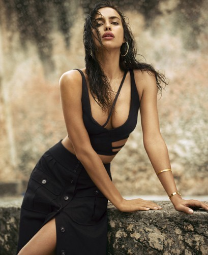 Irina Shayk on fame, fitness and the future