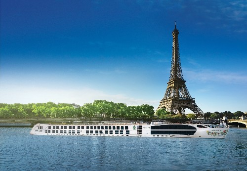 Is this the most extravagant new cruise ship on Earth?