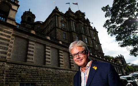 "English judges deciding Scottish divorce cases is ""recipe for chaos"", Supreme Court hears"