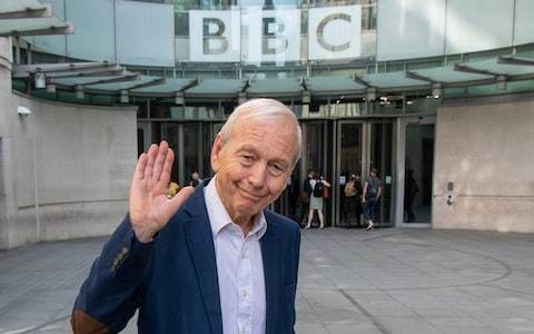 John Humphrys says BBC 'simply could not grasp' why anyone would vote for Brexit in new memoir