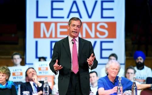 Leave campaign mobilises for 'inevitable' second Brexit referendum