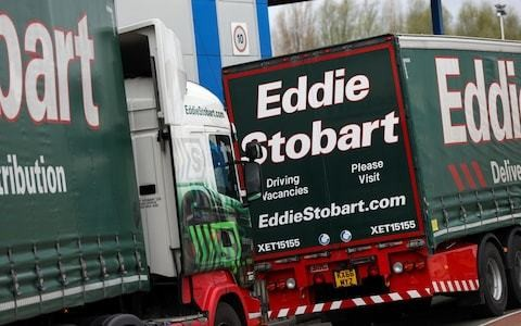 Fresh blow for Neil Woodford as Eddie Stobart's listing is suspended