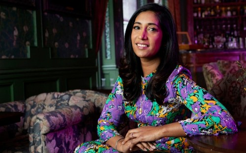 BBC's Tina Daheley: 'My relationship might have upset a lot of people'