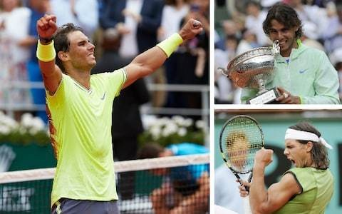 Rafael Nadal's 12 French Open titles - ranked