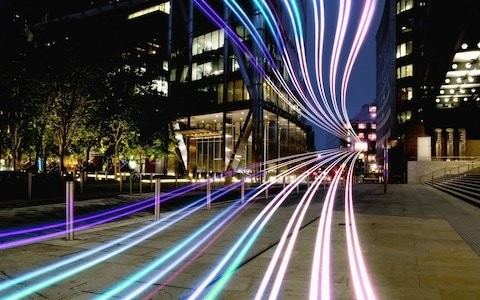 Private equity cashes in on broadband fibre goldrush
