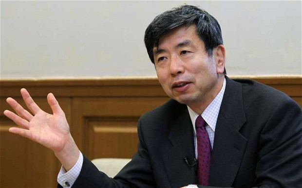 Mr Yen cautions on Japan's 'unsafe' debt trajectory